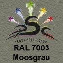 Lederfarbspray Moosgrau 400 ml RAL 7003