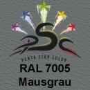 Lederfarbspray Mausgrau 400 ml RAL 7005