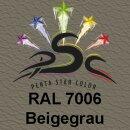 Lederfarbspray Beigegrau 400 ml RAL 7006