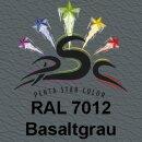 Lederfarbspray Basaltgrau 400 ml RAL 7012