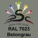 Lederfarbspray Betongrau 400 ml RAL 7023