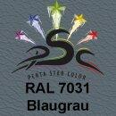 Lederfarbspray Blaugrau 400 ml RAL 7031