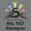 Lederfarbspray Staubgrau 400 ml RAL 7037