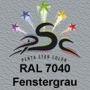 Lederfarbspray Fenstergrau 400 ml RAL 7040