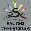 Lederfarbspray Verkehrsgrau A 400 ml RAL 7042