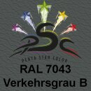 Lederfarbspray Verkehrsgrau B 400 ml RAL 7043