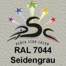 Lederfarbspray Seidengrau 400 ml RAL 7044