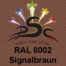 Lederfarbspray Signalbraun 400 ml RAL 8002