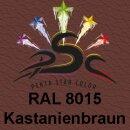 Lederfarbspray Kastanienbraun 400 ml RAL 8015