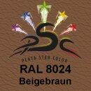 Lederfarbspray Beigebraun 400 ml RAL 8024