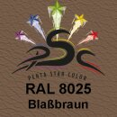 Lederfarbspray Blassbraun 400 ml RAL 8025