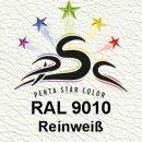 Lederfarbspray Reinweiß 400 ml RAL 9010